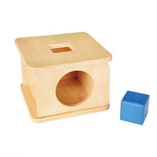 Infant imbucare boxes