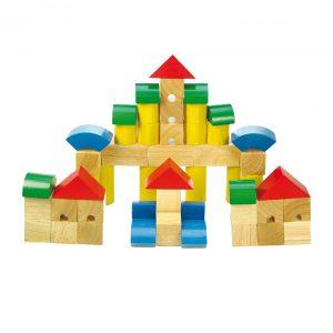 Colorful Architectural Block