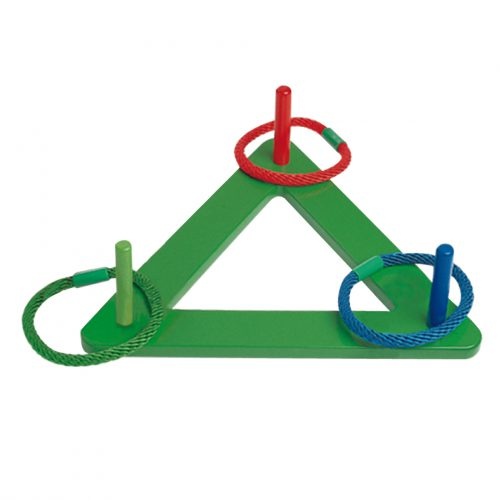 Ring Toss-Triangle Base