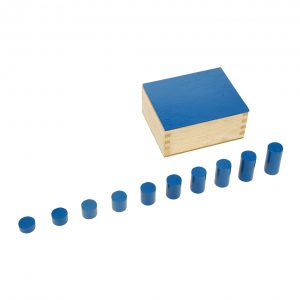 Knobless Cylinders Blue